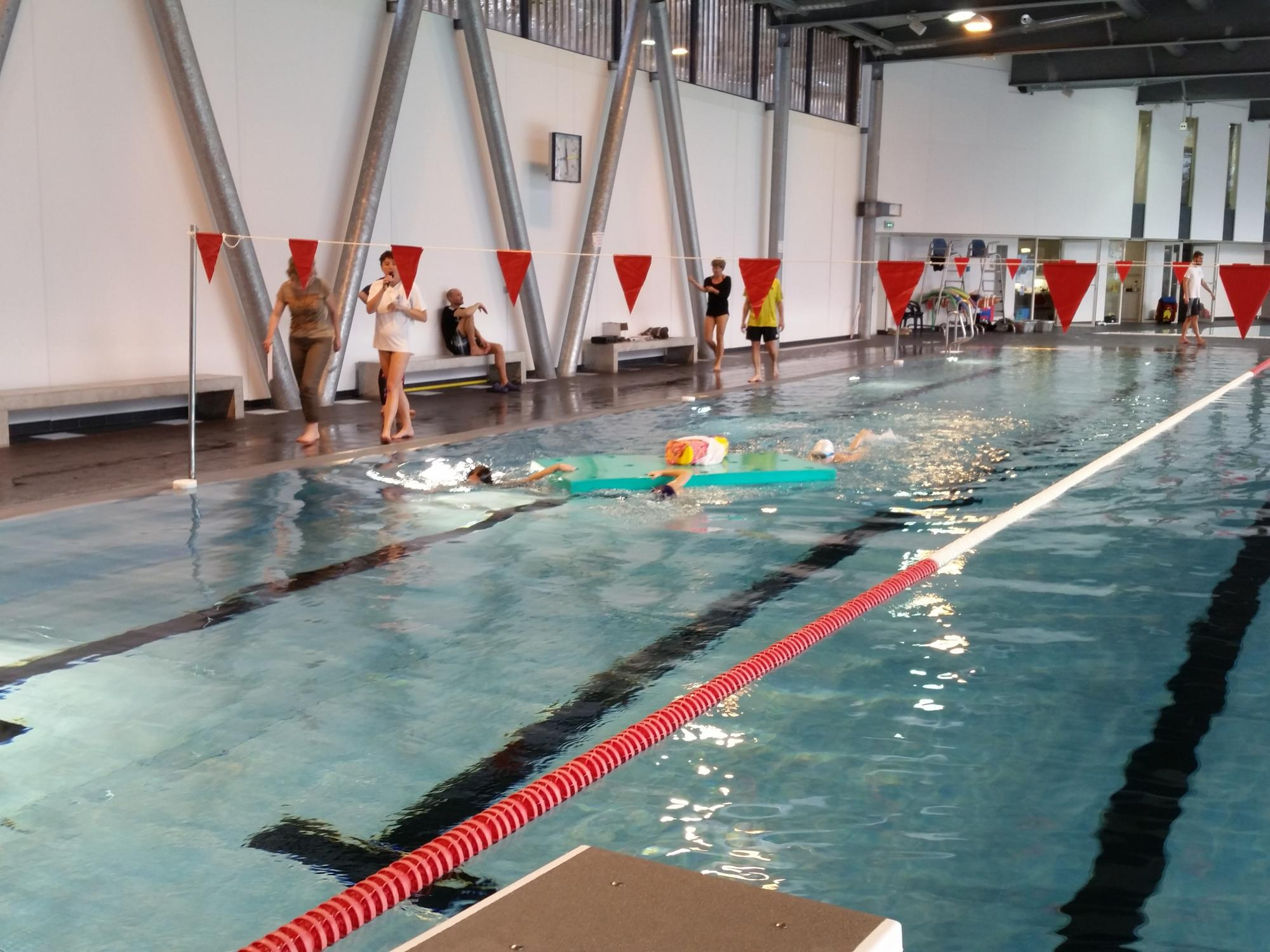 Rencontre piscine pontoise